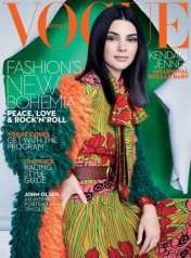 Austrailia October vogue issue